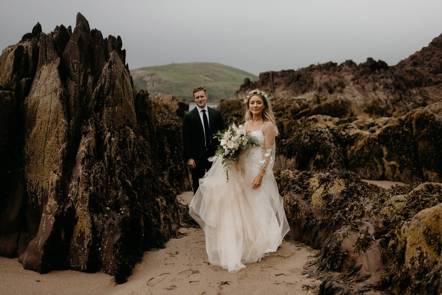 A Foggy Ireland Wedding | Irish Wedding Photography by Colagrossi & Co.